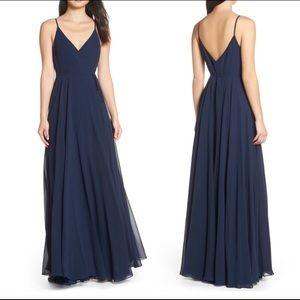 Jenny Yoo James Wrap Dress
